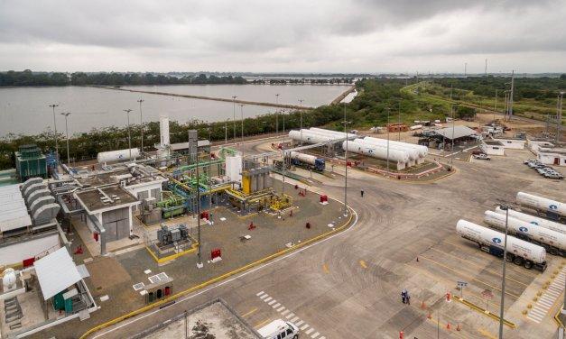 Se reinician despachos de Gas Natural Licuado de Petróleo desde la Planta de Bajo Alto