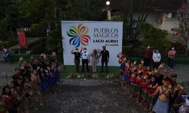 Lago Agrio se convirtió en un nuevo Pueblo Mágico del Ecuador