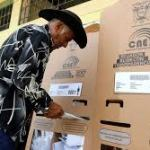 CNE recomienda el cumplimiento de horarios de votación