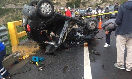 Siete levantamientos de cadáveres se registraron en Quito durante el fin de semana