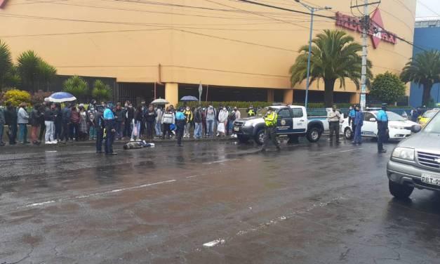 Fiscalía formula cargos a implicado en doble asesinato al sur de Quito