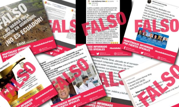 Las redes sociales, los canales para la campaña sucia electoral