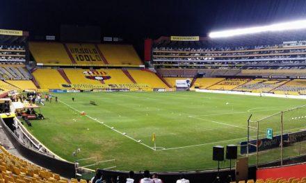 COE confirma encuentro futbolístico entre Barcelona de Guayaquil y Boca Juniors
