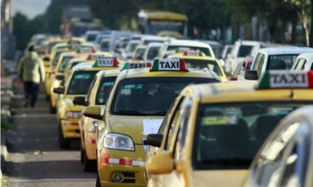 Taxistas realizarán caravana a lo largo de la ciudad de Quito