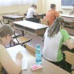 examen elevi