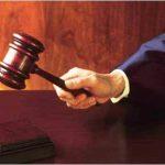 judecator cu ciocan