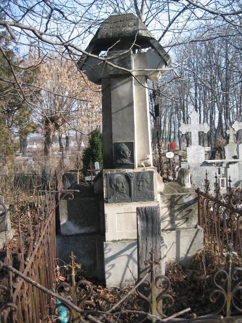 Basorelief Gh. C. Longinescu