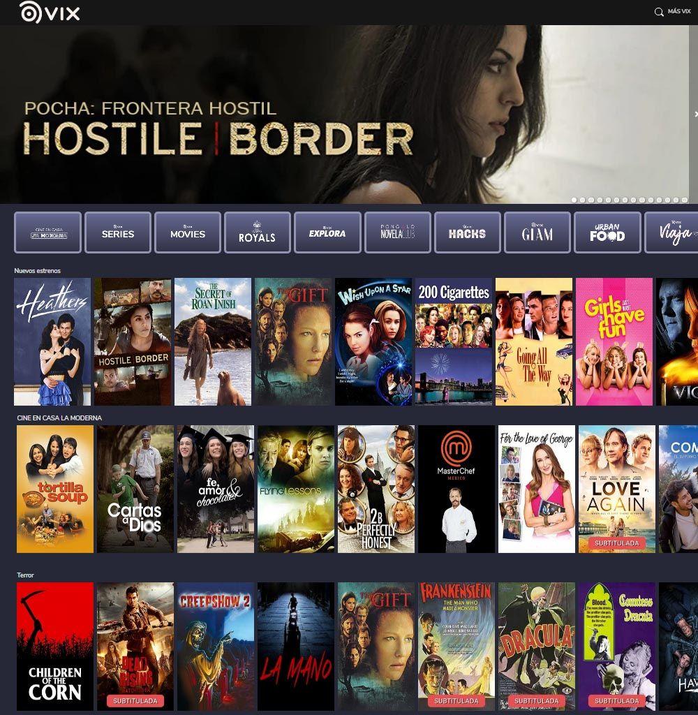 Vix TV - Informatica Badalona - Ver Televisión y Películas (GRATIS)