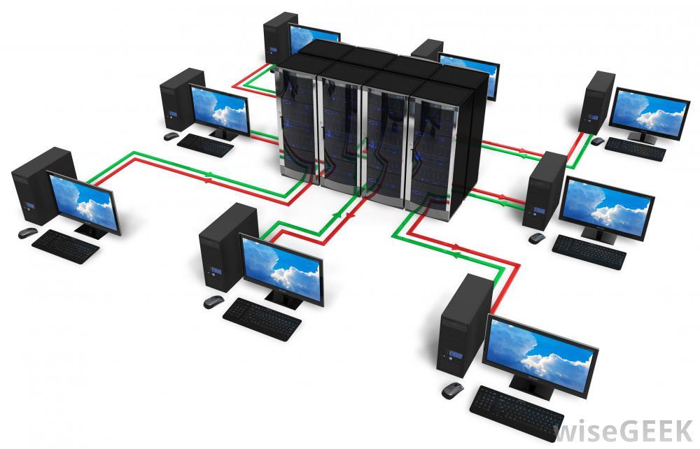 Cambio de miniservidor de datos con facturación en empresa