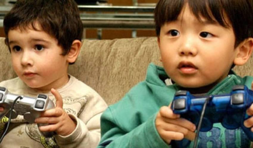 Os games ajudam no desenvolvimento da criança?
