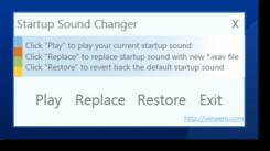 startup sound changer 7 Aplicaciones para personalizar Windows 7