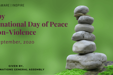 International Peace Day and Non-Violence