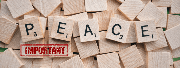 Importance of Peace in Life