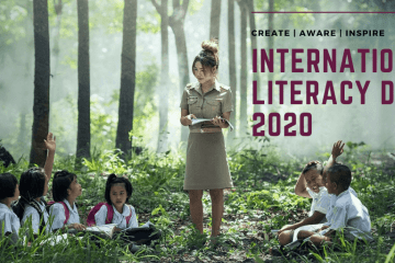 Happy International Literacy Day