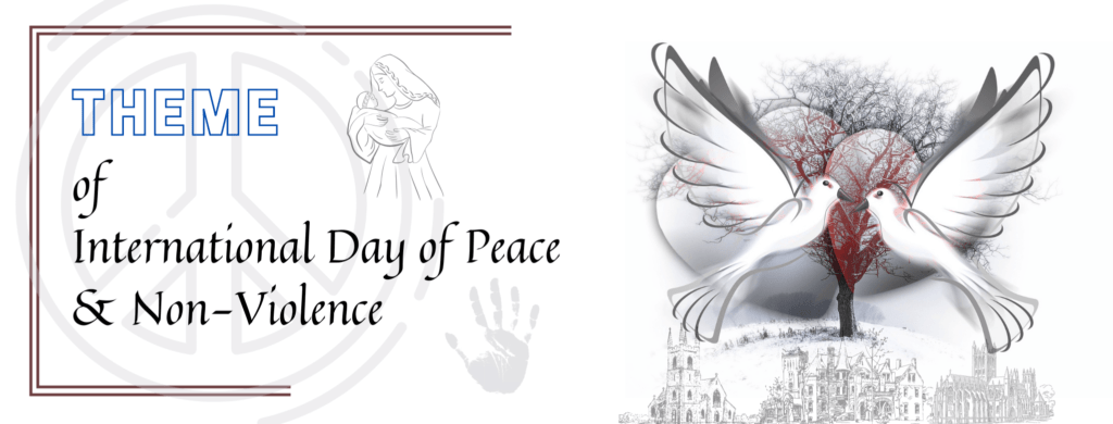 Theme for International Day of Peace