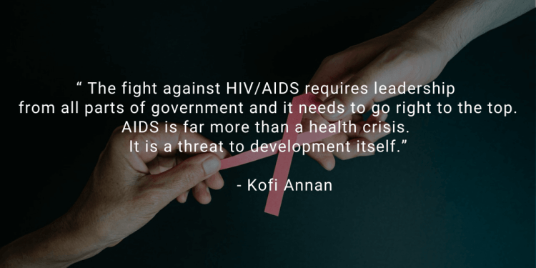 Happy world aids day 2020