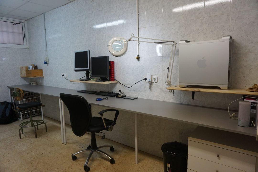 Zona de taller