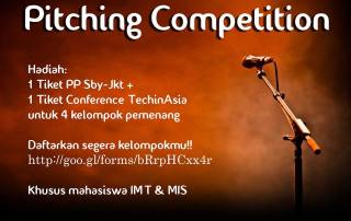 Pitching Competition