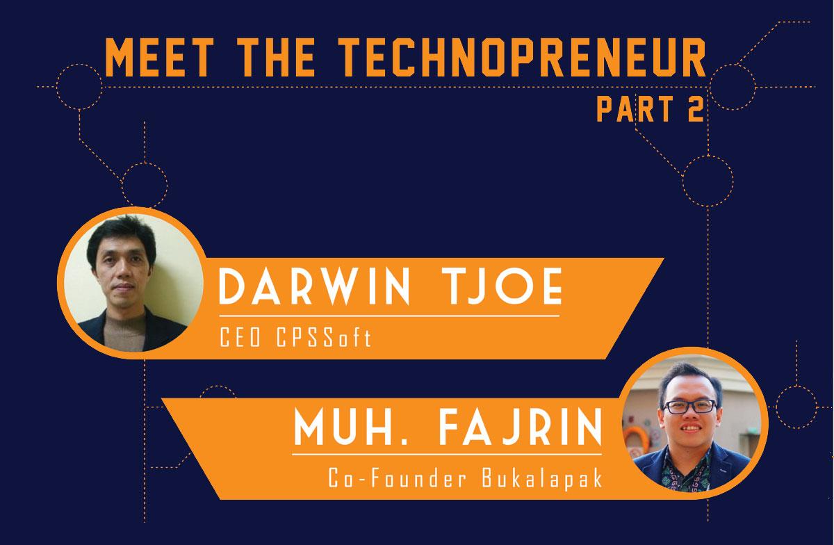 Meet The Technopreneur 2: BukaLapak dan Accurate