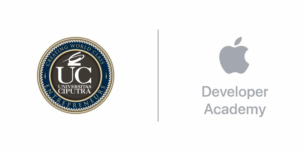 Universitas Ciputra - Apple Developer Academy Logo