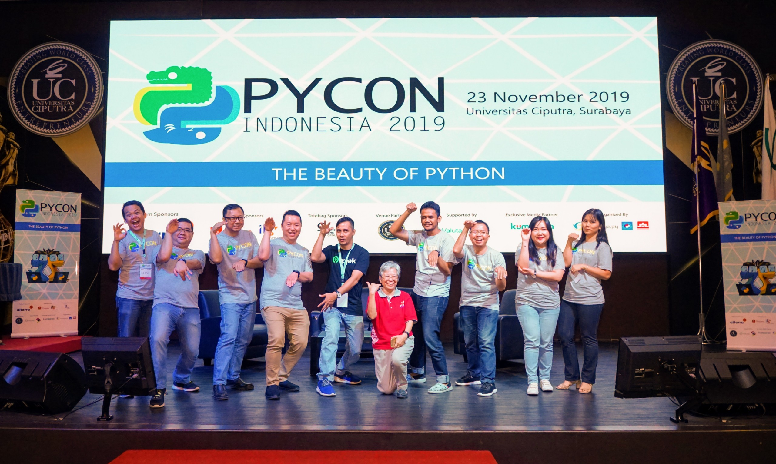 PyCon Indonesia 2019