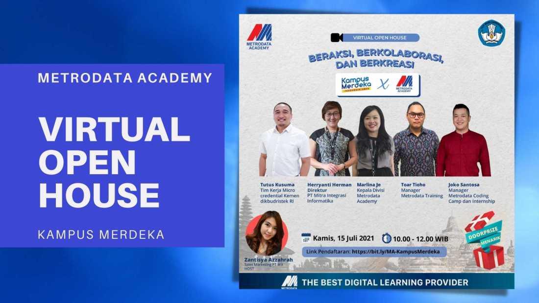 Metrodata Academy Kampus Merdeka