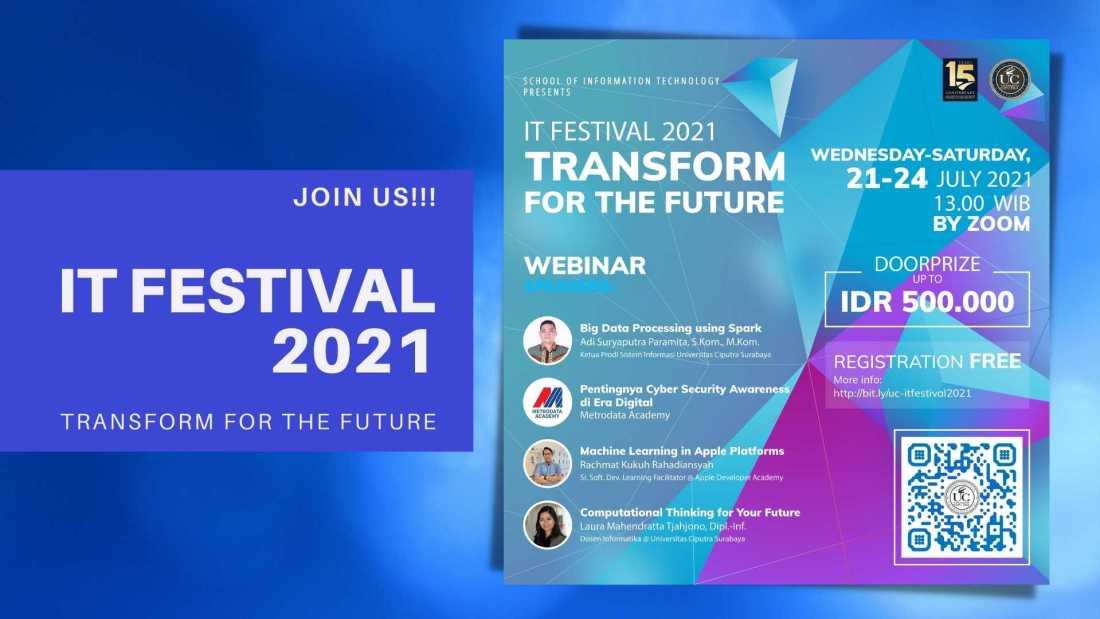 IT Festival 2021