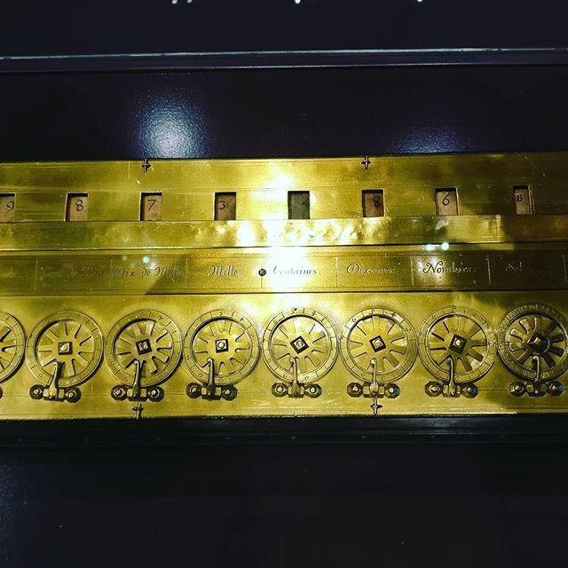 Pascals Rechenmaschine