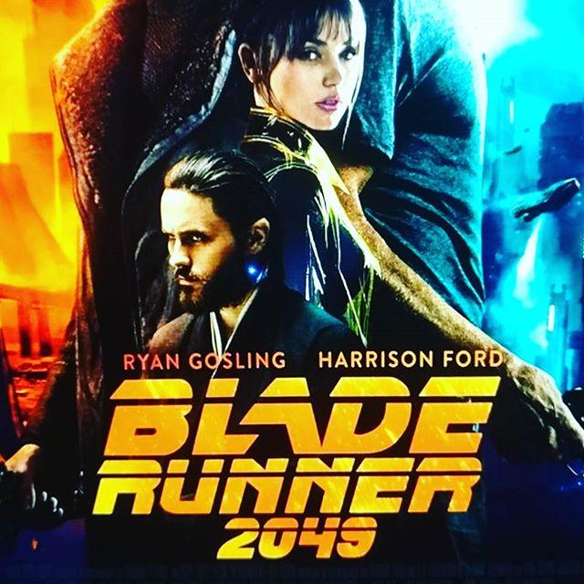 Blade Runner 2049 @savoyfilmtheater
