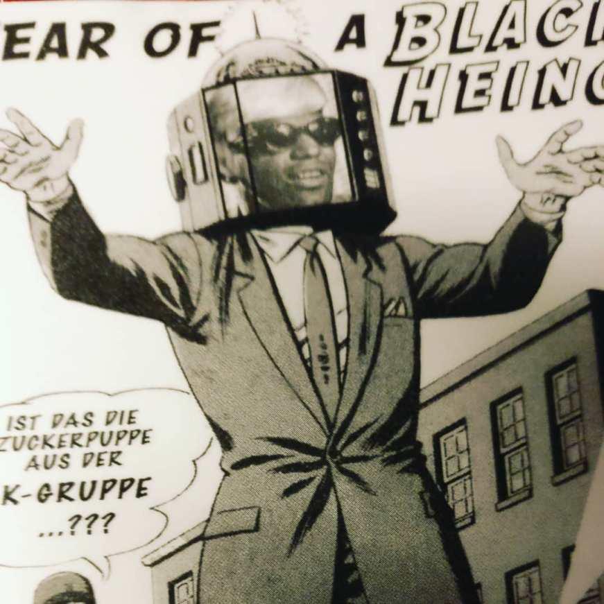 Black Heino @westwerk