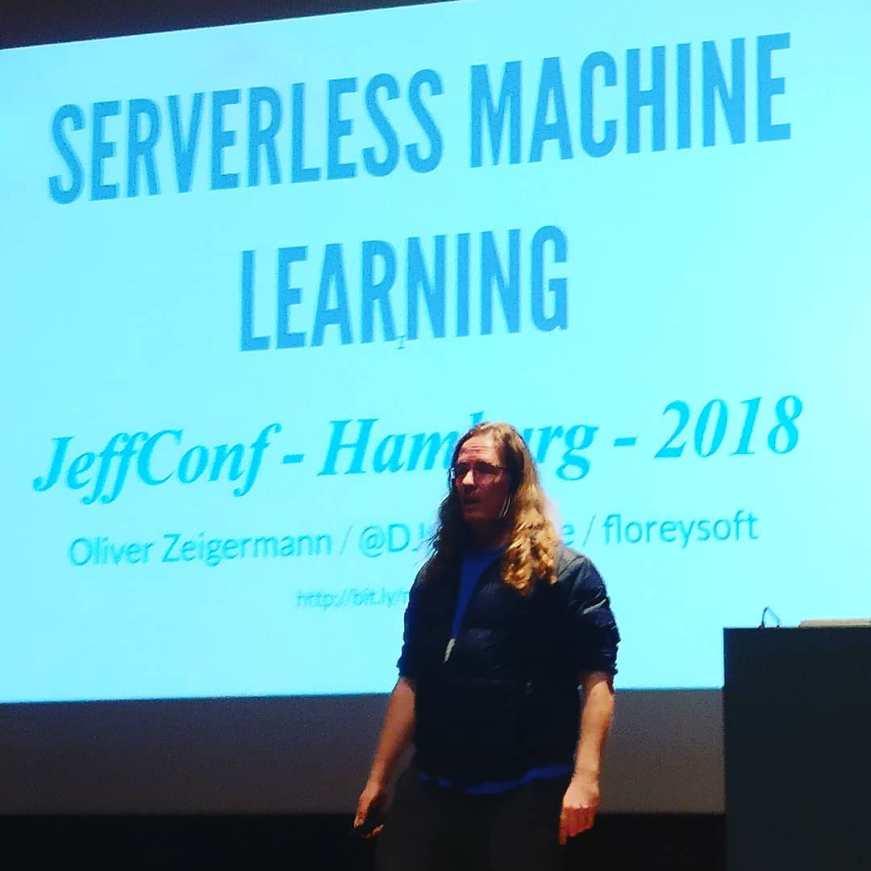 #JeffConfHamburg with @djcordhose