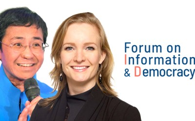 """Forum names """"infodemics"""" working group's 17-member steering committee"""