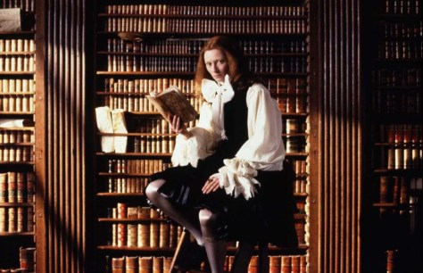 Tilda Swindon approves of bow ties, tiaras, and libraries. Mostly, though, Tilda Swindon approves of you.