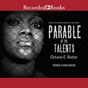 Cover art for the audibook Parable of the Talents