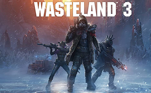 Wasteland 3 cover art