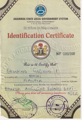 Image result for Birth certificate now requirement for admission in schools - Ondo govt