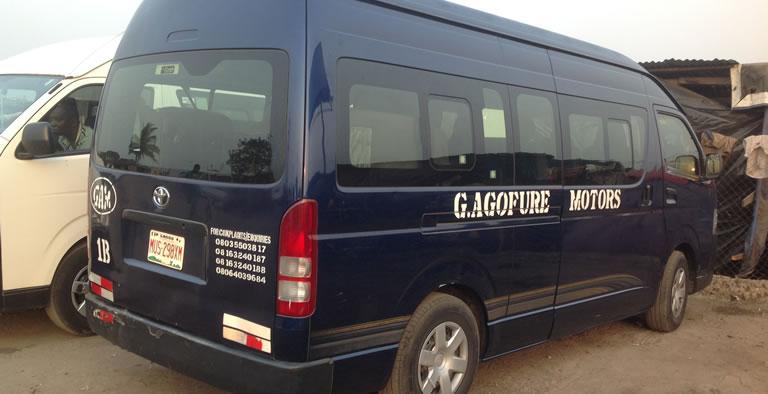 Agofure Motors