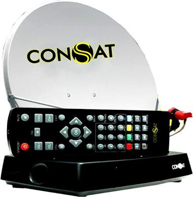 Consat TV Subscription Plans, Rates and Channels List