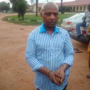 Mr Chikwudubem Onwuamadike, aka Evans