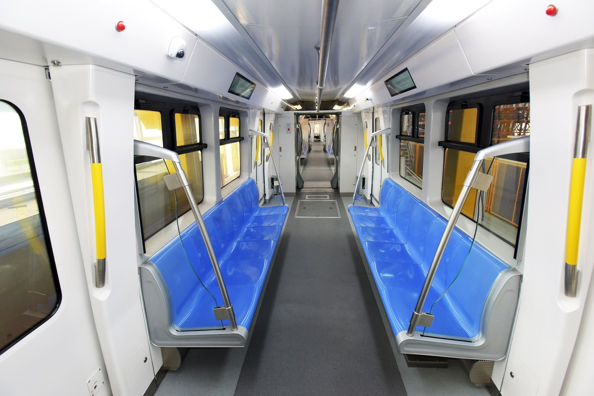 China Skytrain launched