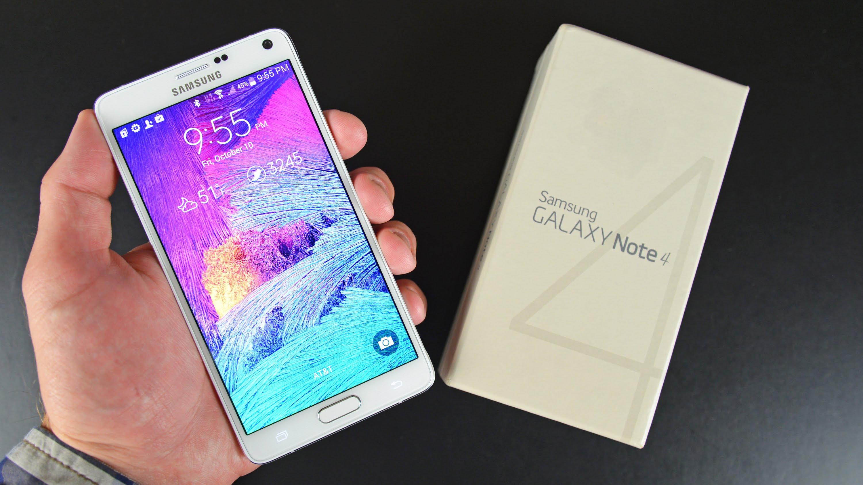 Galaxy note4 July update