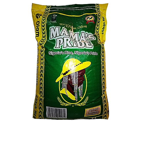Mama price rice price in Nigeria