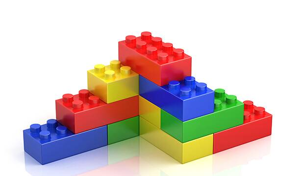 data building blocks