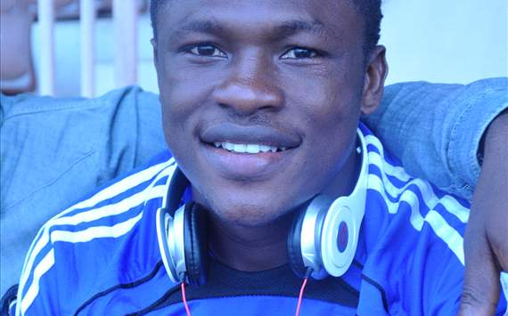 Gbolahan Salami excited over his AFCON 2015 Eagles' call up! : ozaragossip.wordpress.com