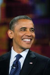 Obama Arrives In New York