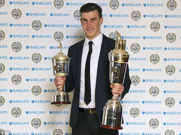 And the PFA Player and Young Player Award Goes To!