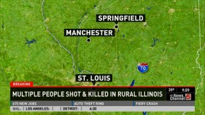 Manchester, Illinois shooting