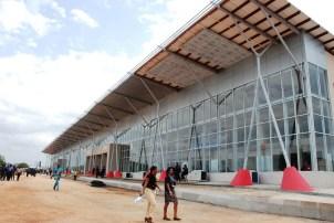 THE REMODELLED AKANU IBIAM AIRPORT IN ENUGU ON SATURDAY