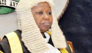 Aloma Mukhtar, Chief Justice of Nigeria