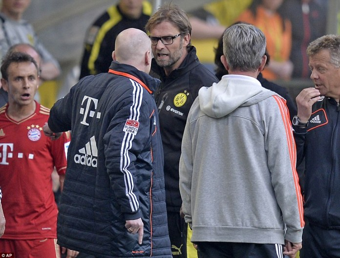 Klopp and Sammer.